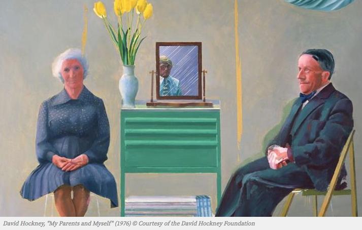 Portrait de Famille réalisé par un artiste