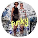 Portrait de famille personnalisé et sur mesure collage digital fashion