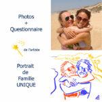 transformez vos photos de famille en oeuvre d'art