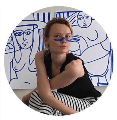 Portrait de Marie de Buttet