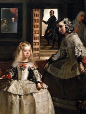 Portrait de famille commandé par la cour d'Espagne à Velasquez