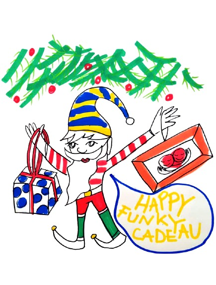 Happy Funky carte cadeau