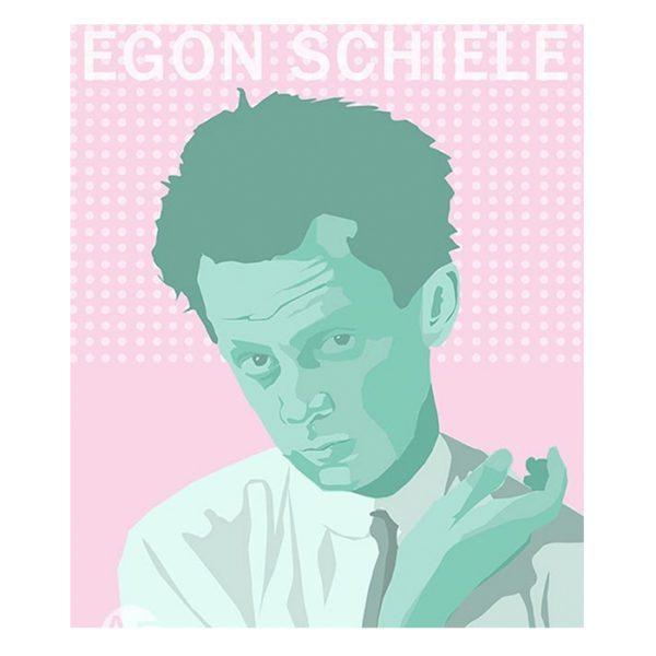 Portrait d'Egon Schiele
