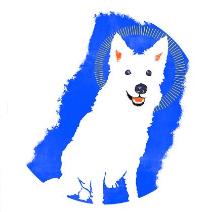 portrait personnalisé d'animaux