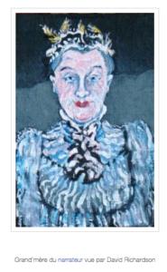 portrait de la grand-mère de Marcel Proust
