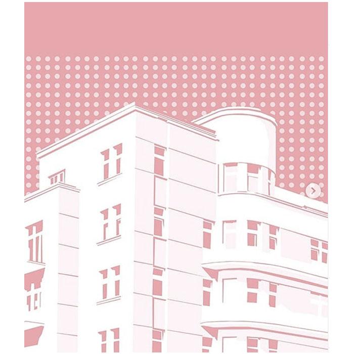 portrait d'un immeuble